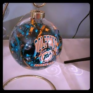Other - Miami  Dolphins ornament